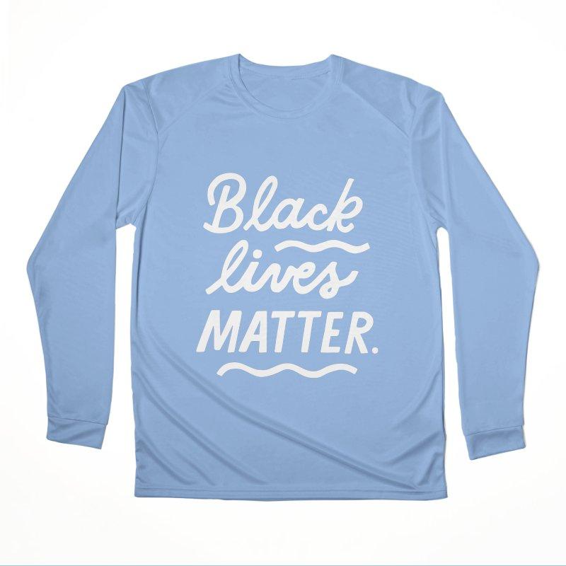 BLACK LIVES MATTER | 2 Women's Longsleeve T-Shirt by 5 Eye Studio