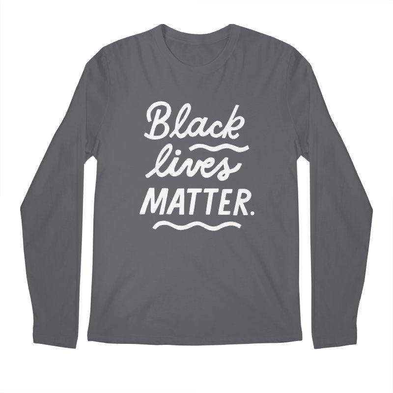 BLACK LIVES MATTER | 2 Men's Longsleeve T-Shirt by 5 Eye Studio