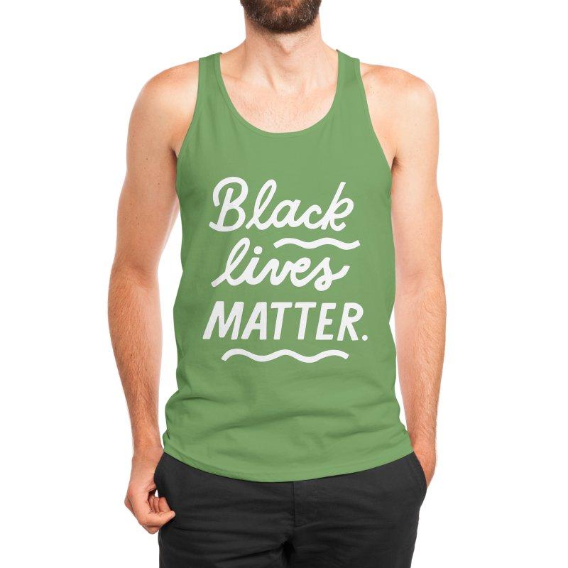 BLACK LIVES MATTER | 2 Men's Tank by 5 Eye Studio