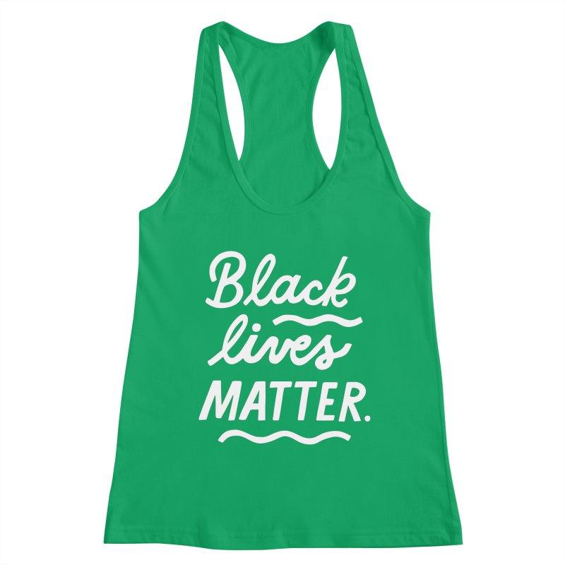 BLACK LIVES MATTER | 2 Women's Tank by 5 Eye Studio