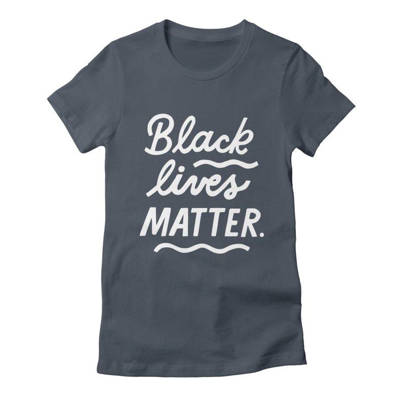 BLACK LIVES MATTER   2 Gals T-Shirt by 5 Eye Studio