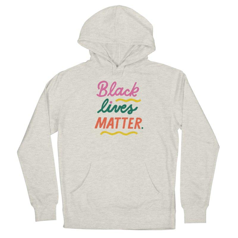 BLACK LIVES MATTER | 3 Guys Pullover Hoody by 5 Eye Studio