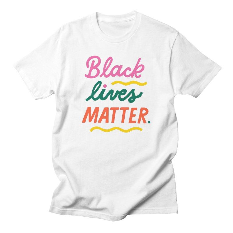 BLACK LIVES MATTER | 3 Guys T-Shirt by 5 Eye Studio