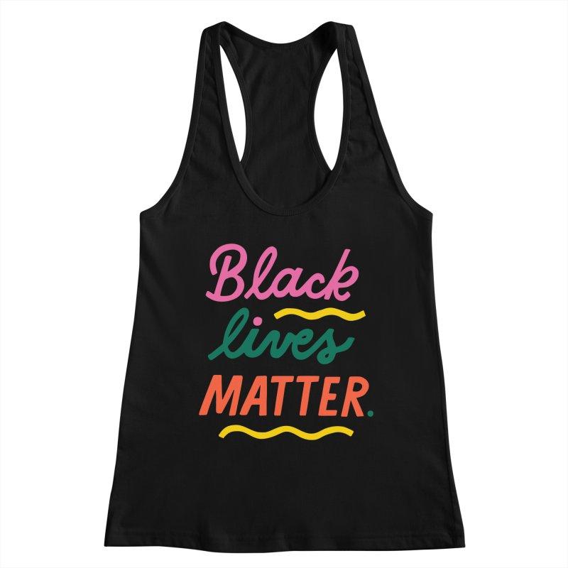 BLACK LIVES MATTER | 3 Gals Tank by 5 Eye Studio