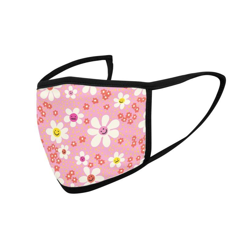 Wear Your Feelings Accessories Face Mask by 5 Eye Studio