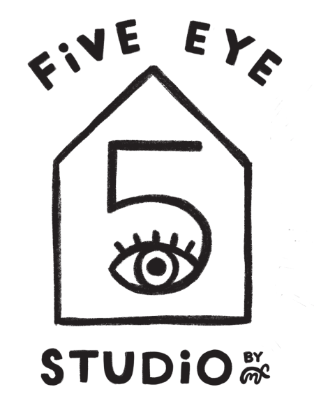 Logo for 5 Eye Studio