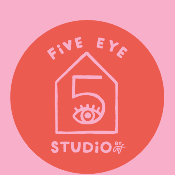 5 Eye Studio Logo