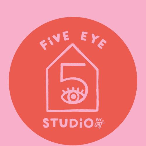 Logo for 5 Eye Studio