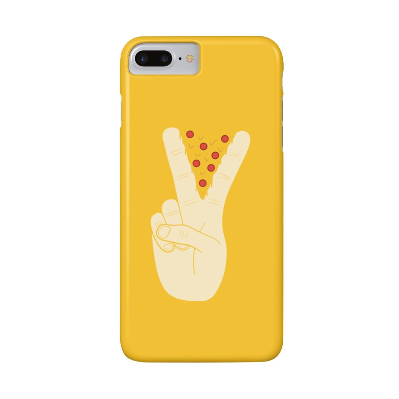 Peace-Za Accessories Phone Case by 5eth's Artist Shop