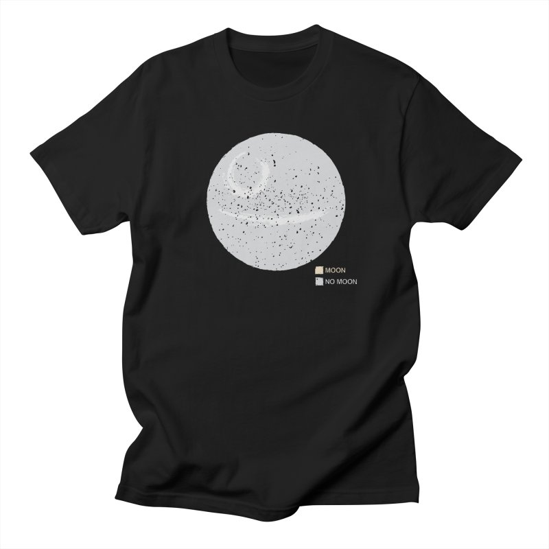 No Moon Men's T-shirt by 5eth's Artist Shop