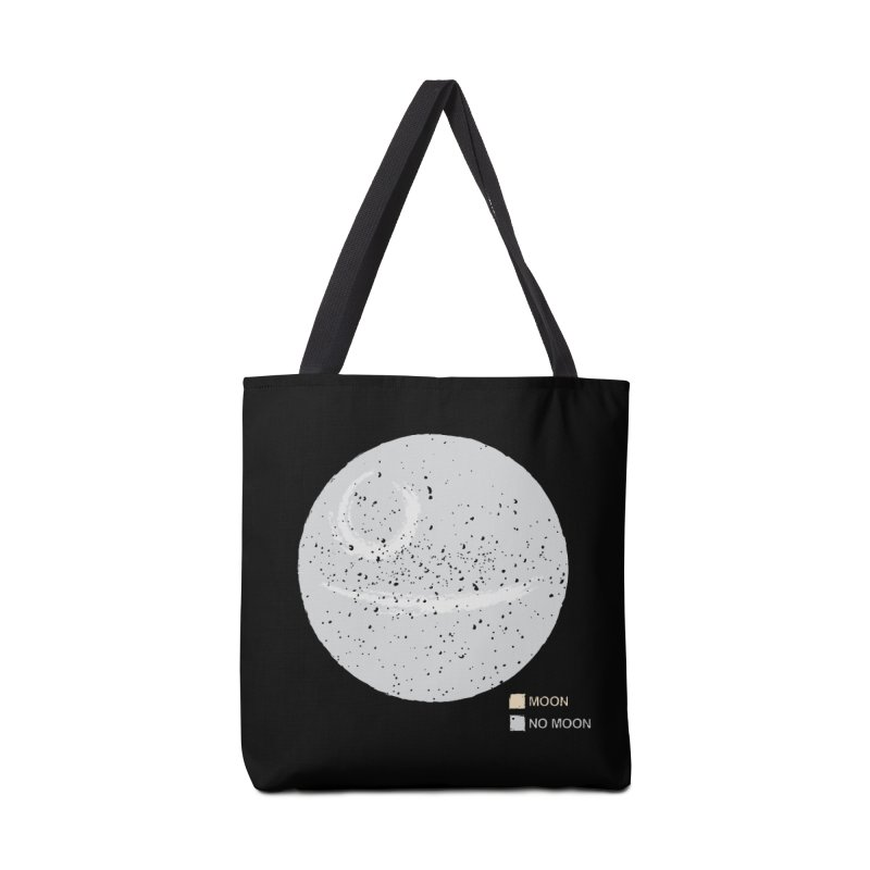 No Moon Accessories Bag by 5eth's Artist Shop