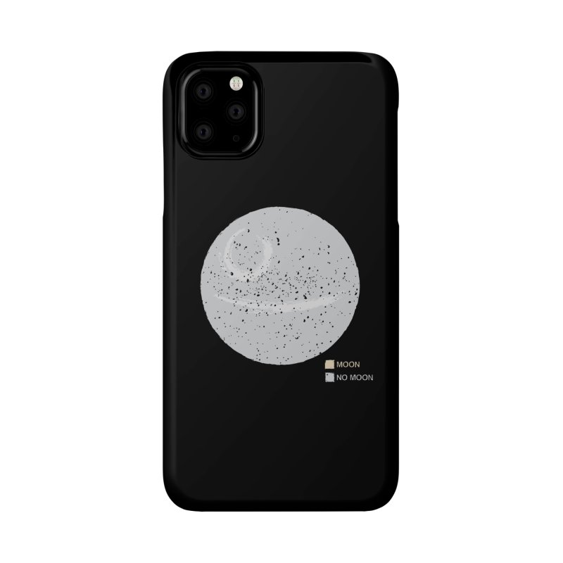 No Moon Accessories Phone Case by 5eth's Artist Shop
