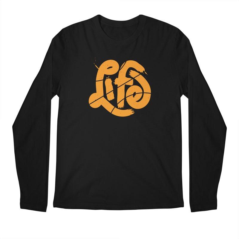 Ball is Life Men's Regular Longsleeve T-Shirt by 5eth's Artist Shop