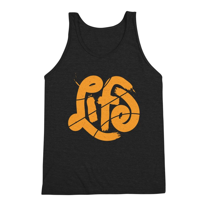 Ball is Life Men's Triblend Tank by 5eth's Artist Shop