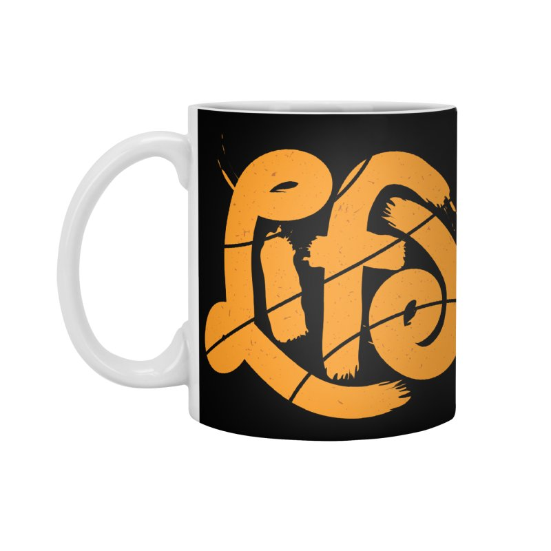 Ball is Life Accessories Standard Mug by 5eth's Artist Shop