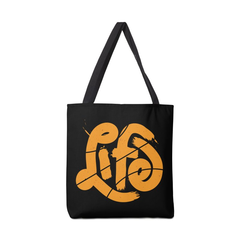 Ball is Life Accessories Bag by 5eth's Artist Shop