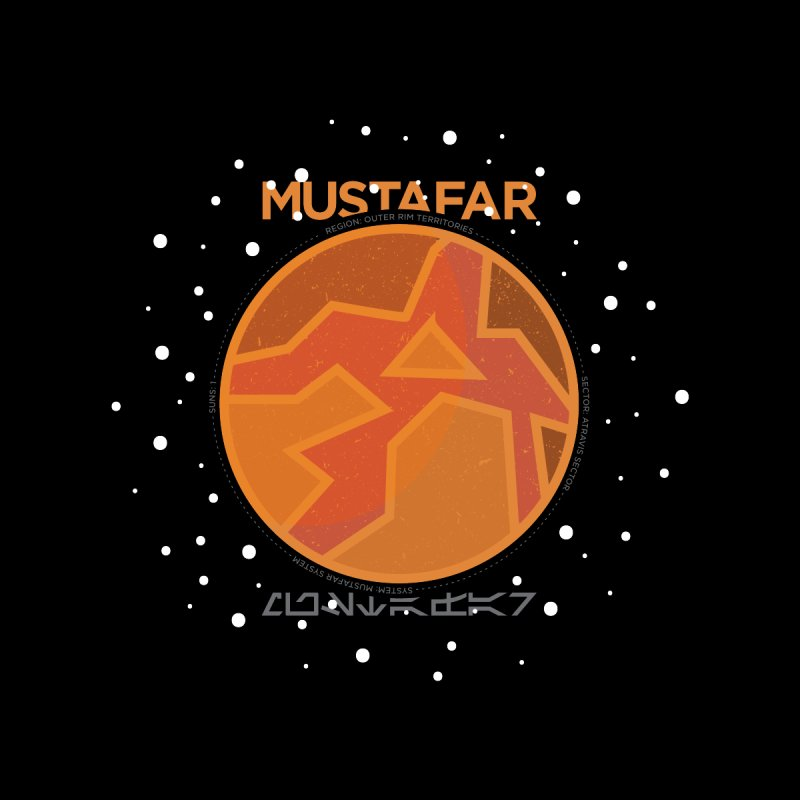 Mustafar by 5eth's Artist Shop