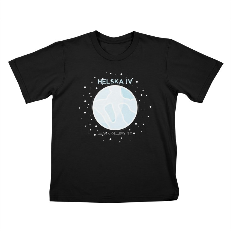 Helska IV Kids Toddler T-Shirt by 5eth's Artist Shop