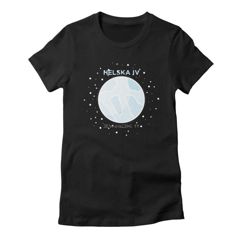 Helska IV Women's Fitted T-Shirt by 5eth's Artist Shop