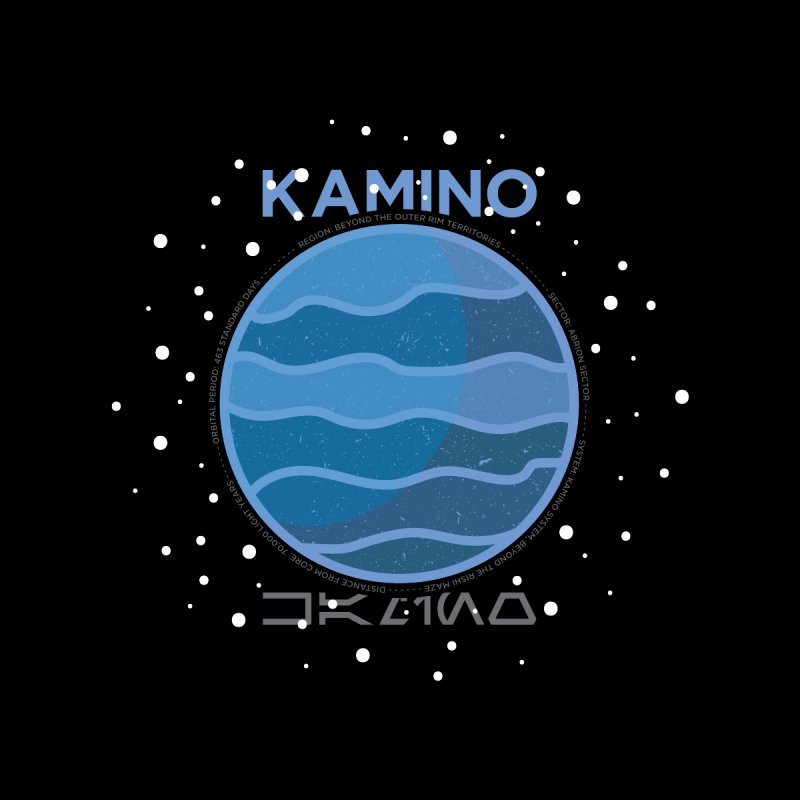 Kamino by 5eth's Artist Shop