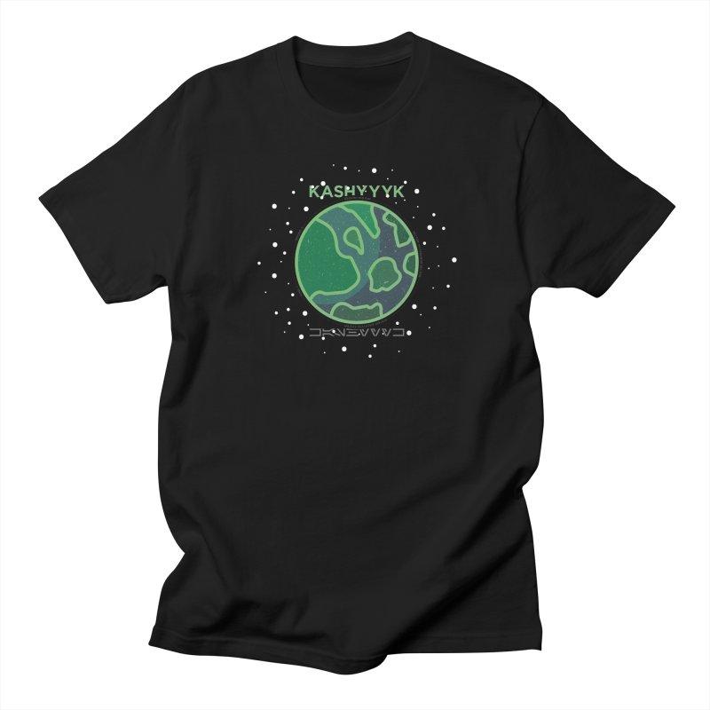 Kashyyyk Men's T-Shirt by 5eth's Artist Shop