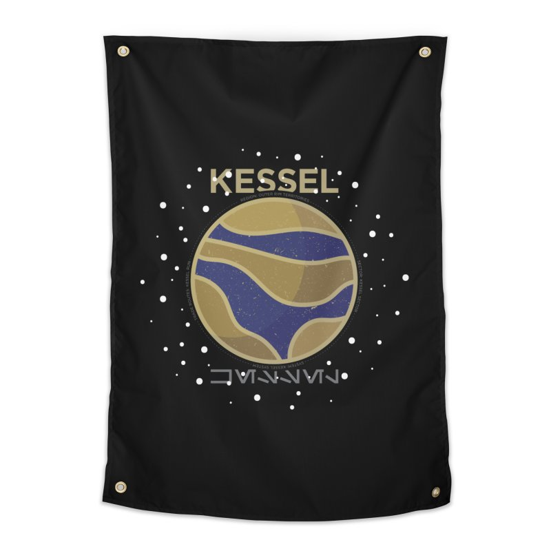 Kessel Home Tapestry by 5eth's Artist Shop