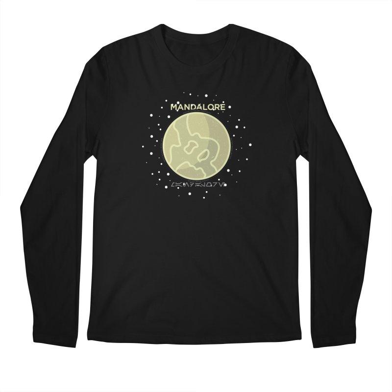 Mandalore Men's Regular Longsleeve T-Shirt by 5eth's Artist Shop