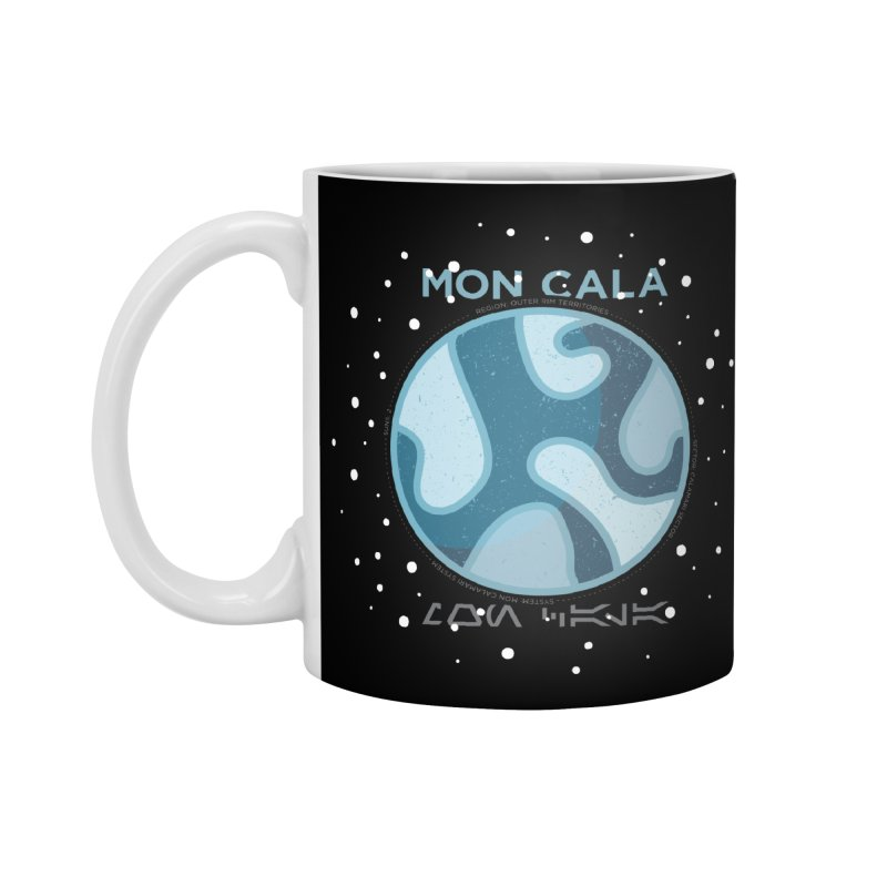 Mon Cala Accessories Mug by 5eth's Artist Shop