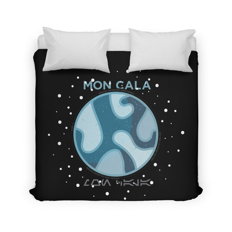 Mon Cala Home Duvet by 5eth's Artist Shop
