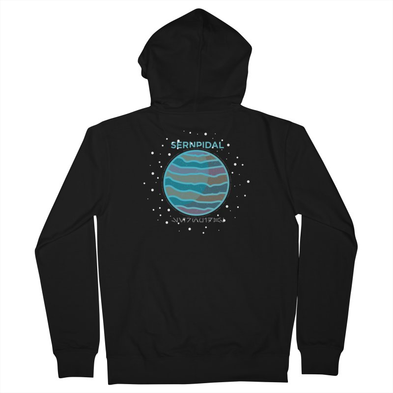 Sernpidal Women's Zip-Up Hoody by 5eth's Artist Shop