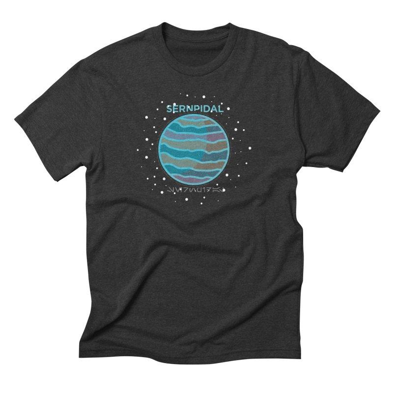 Sernpidal Men's Triblend T-Shirt by 5eth's Artist Shop