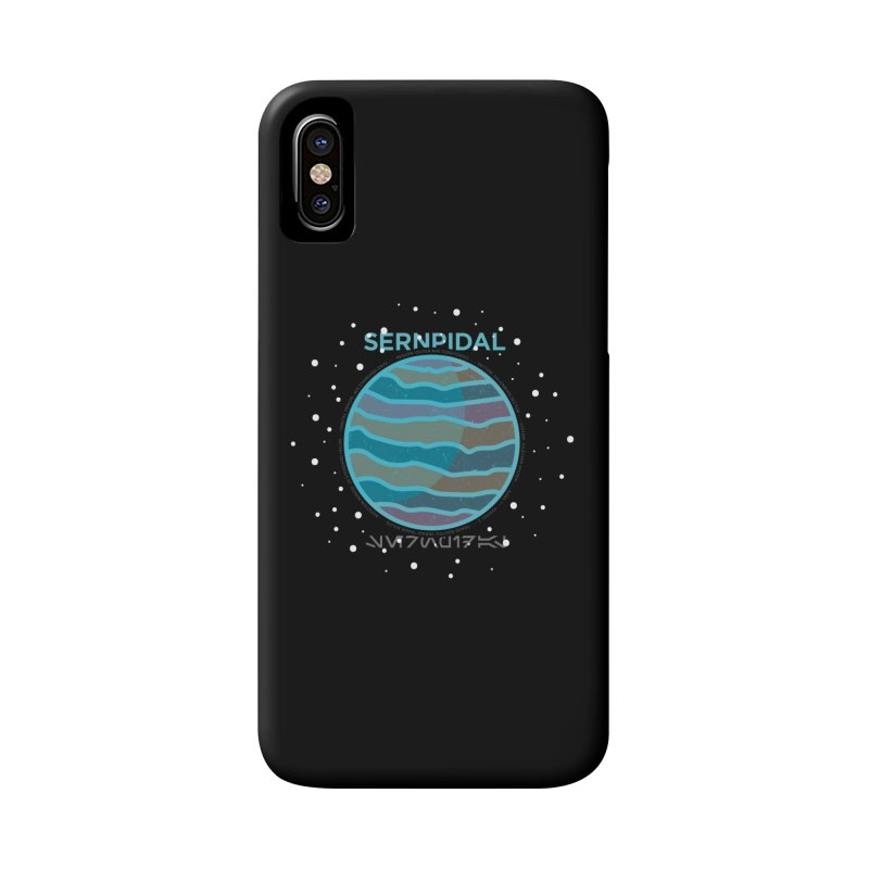 Sernpidal Accessories Phone Case by 5eth's Artist Shop