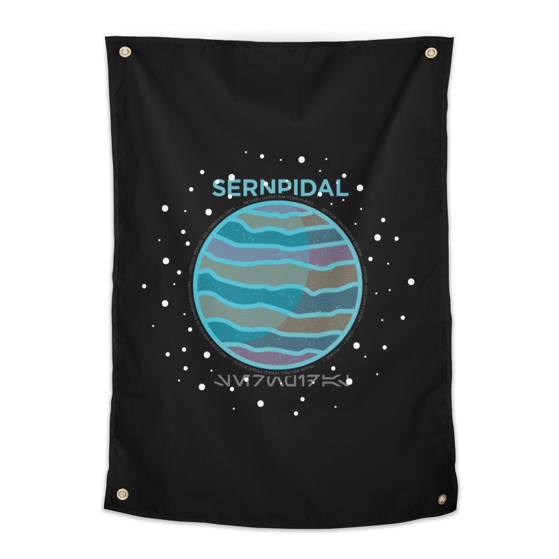 Sernpidal Home Tapestry by 5eth's Artist Shop