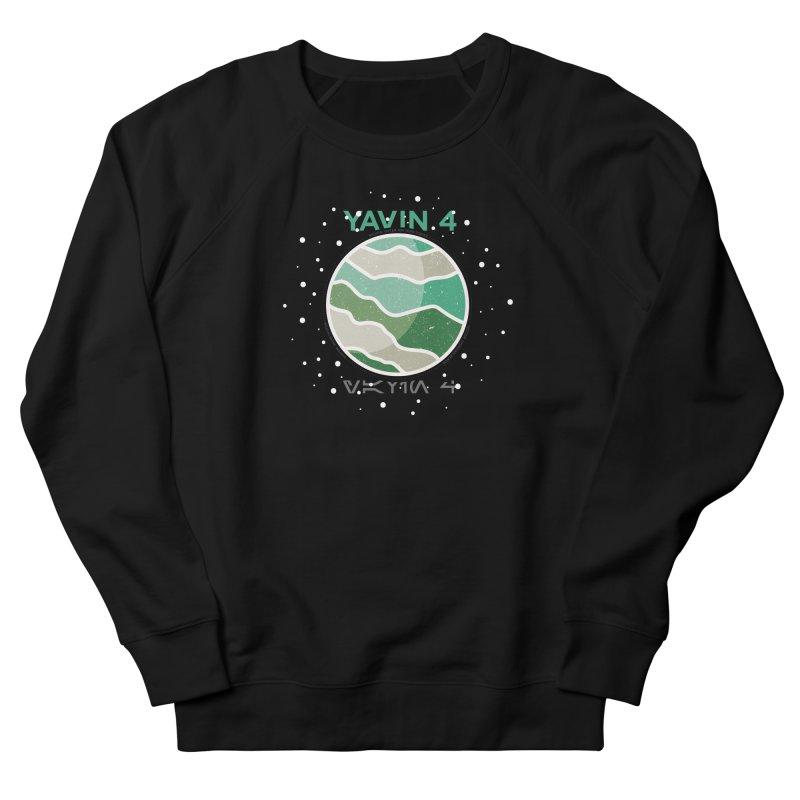 Yavin 4 Women's Sweatshirt by 5eth's Artist Shop