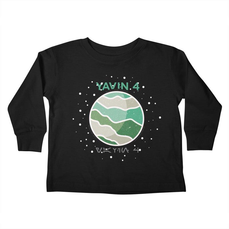 Yavin 4   by 5eth's Artist Shop