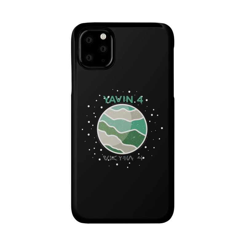 Yavin 4 Accessories Phone Case by 5eth's Artist Shop