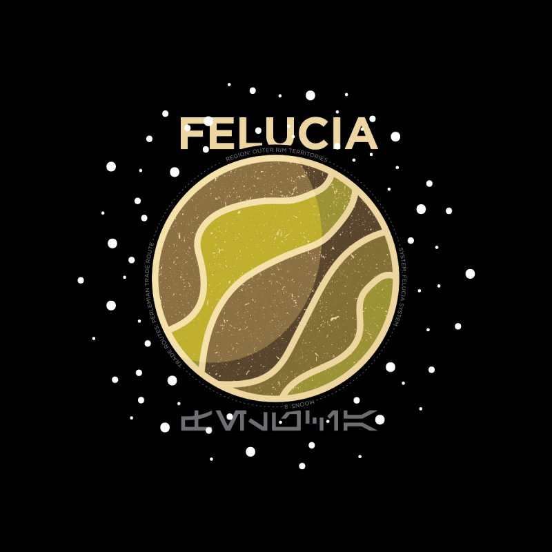 Felucia Women's Muscle Tank by 5eth's Artist Shop