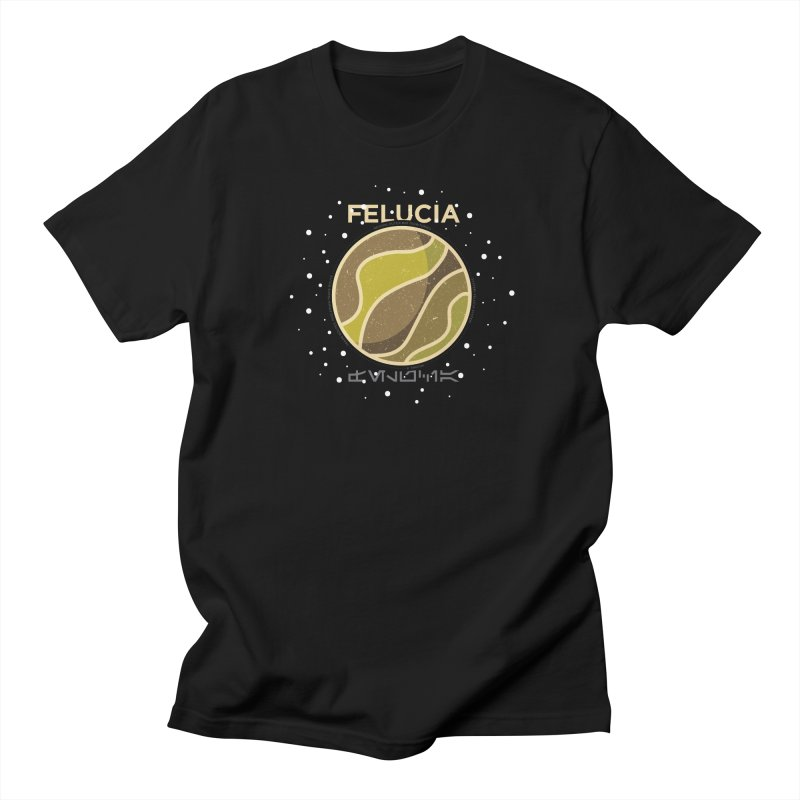 Felucia Men's T-shirt by 5eth's Artist Shop