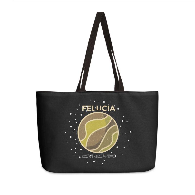 Felucia Accessories Weekender Bag Bag by 5eth's Artist Shop