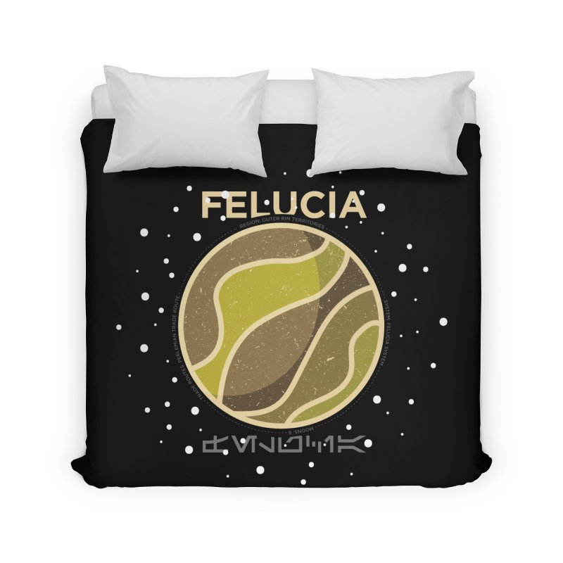 Felucia Home Duvet by 5eth's Artist Shop