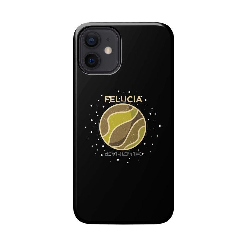 Felucia Accessories Phone Case by 5eth's Artist Shop