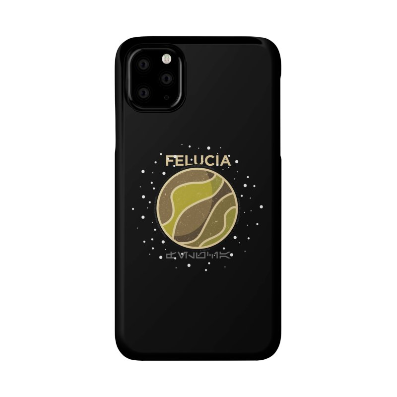 Felucia Accessories Phone Case by 5eth's Artist Shop