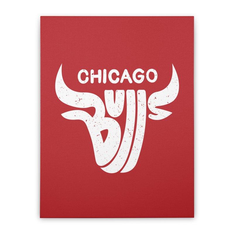 Bulls (White)   by 5eth's Artist Shop
