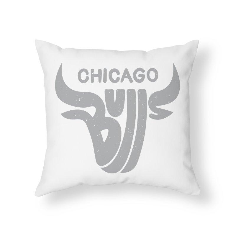 Bulls (Grey)   by 5eth's Artist Shop