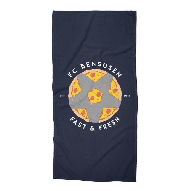 FC Bensusen Accessories Beach Towel by 5eth's Artist Shop