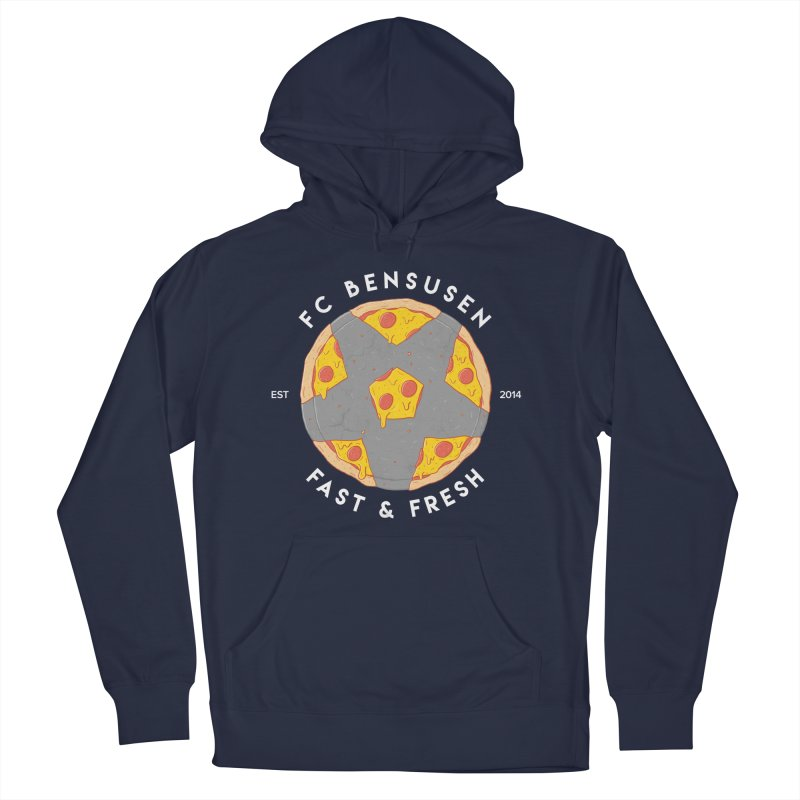 FC Bensusen Women's French Terry Pullover Hoody by 5eth's Artist Shop