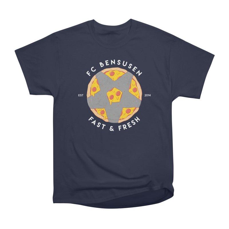 FC Bensusen Men's Heavyweight T-Shirt by 5eth's Artist Shop
