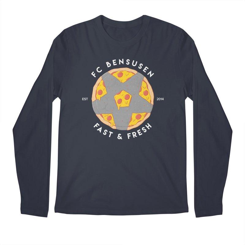 FC Bensusen Men's Regular Longsleeve T-Shirt by 5eth's Artist Shop