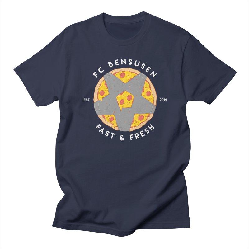 FC Bensusen Men's T-Shirt by 5eth's Artist Shop