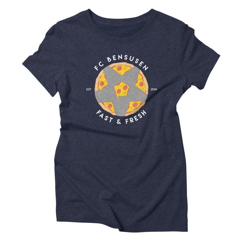 FC Bensusen Women's Triblend T-Shirt by 5eth's Artist Shop